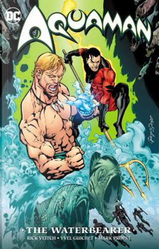 Aquaman by Rick Veitch