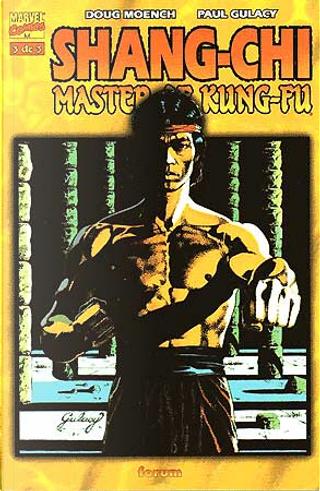 Shang-Chi, Master of Kung-Fu #3 (de 3) by Doug Moench