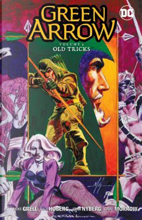 Green Arrow 9 by Mike Grell