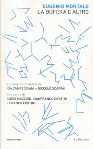 La bufera e altro by Eugenio Montale