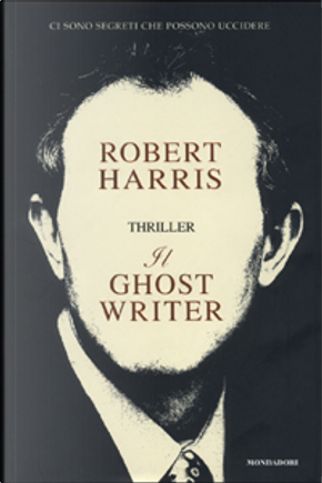 Il ghostwriter by Robert Harris