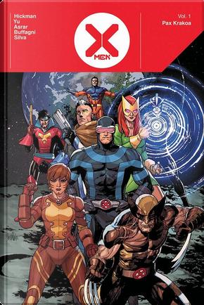 X-men di Jonathan Hickman vol. 1 by Jonathan Hickman