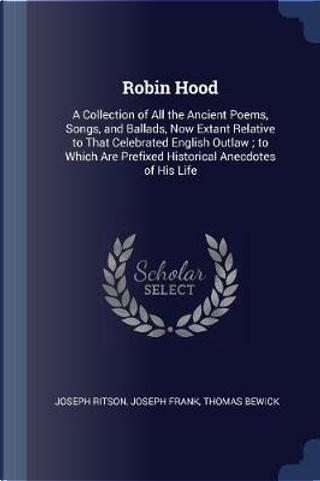 Robin Hood by Joseph Ritson