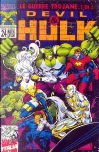 Devil & Hulk n. 024 by D.G. Chichester, Peter David