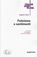 Feticismo e sentimenti by auguste comte