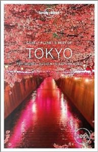 Lonely Planet Best of Tokyo 2019 by Lonely planet