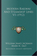 Modern Railway and Steamship Lines V1 (1912) by William James Jackman
