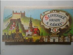 Slovenské hrady a zámky 1 by Valéria Paráková