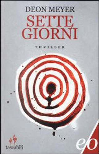 Sette giorni by Deon Meyer