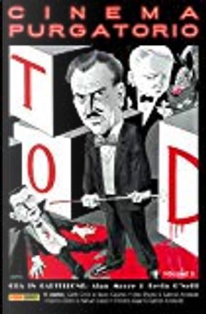 Cinema Purgatorio vol. 5 by Alan Moore, Christos Gage, Garth Ennis, Kieron Gillen, Max Brooks