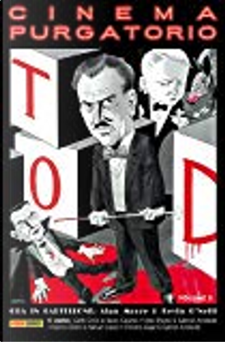 Cinema Purgatorio vol. 5 by Alan Moore, Max Brooks, Garth Ennis, Kieron Gillen, Christos Gage