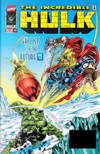 The Incredible Hulk vol. 1 n. 440 by Peter David