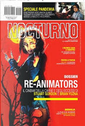 Nocturno cinema n. 209 by Angelo Iocola, Davide Pulici, Giorgia De Carolis, Luigi Cozzi, Manlio Gomarasca, Ricky Caruso