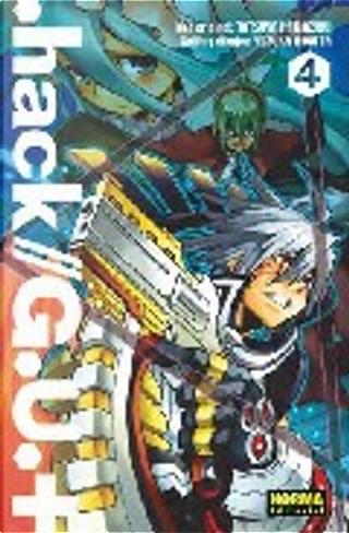 .hack//G.U.  4 by Tatsuya Hamazaki