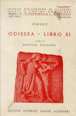 Odissea - Libro XI by Omero