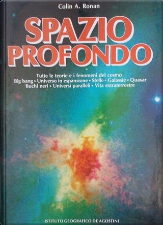 Spazio profondo by Colin A. Ronan
