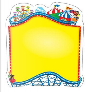 Carnival Notepad by Inc. Carson-Dellosa Publishing Company