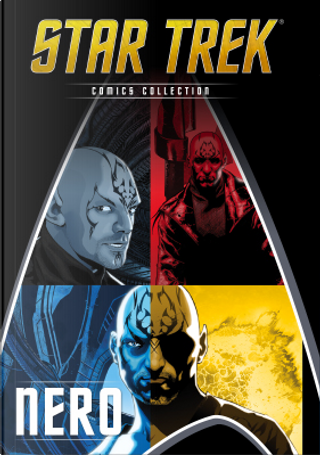 Star Trek Comics Collection vol. 6 by David Messina, Mike Johnson, Tim Jones