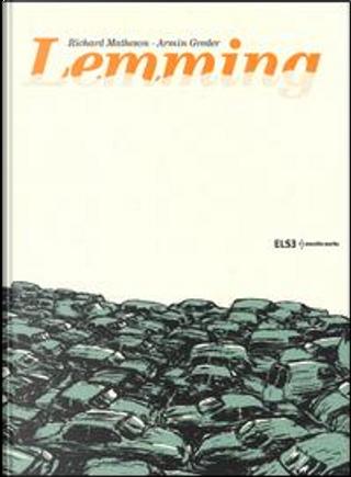 Lemming. Ediz. limitata by Richard Matheson