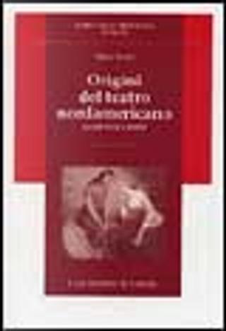 Origini del teatro nordamericano (secoli XVII e XVIII) by Maria Russo