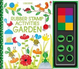 Rubber Stamp Activities Garden by FIONA WATT