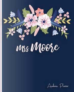 Mrs Moore by Panda Studio