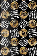 Journal Notebook Batik Design 1 by Maz Scales