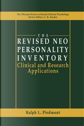 The Revised Neo Personality Inventory by Ralph L. Piedmont