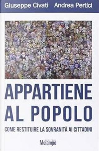 Appartiene al popolo by Giuseppe Civati, Andrea Pertici