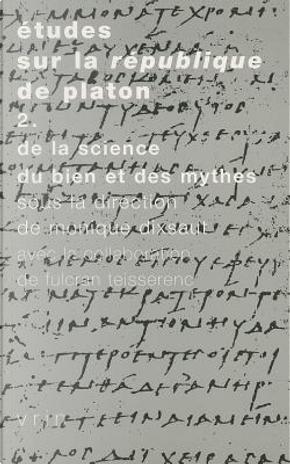 Etudes Sur La Republique De Platon by Fulcran Teisserence