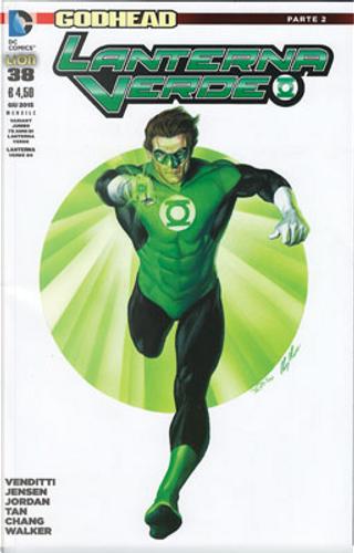 Lanterna Verde #38 - Edizione Jumbo by Bill Finger, John Broome, Justin Jordan, Robert Venditti, Van Jensen