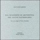 Dal quaderno di aritmetica del gatto Pastrocchio by Giovanni Raboni