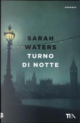 Turno di notte by Sarah Waters