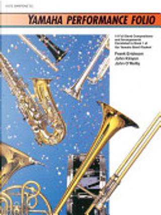 Yamaha Performance Folio for Baritone by Frank Erickson