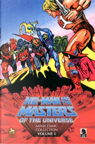 He-Man and the masters of the universe - Minicomic collection vol. 3 by Christy Marx