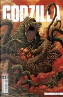 Godzilla #4 by Cullen Bunn
