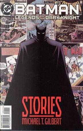 Batman: Legends of the Dark Knight n. 94 by Michael T. Gilbert