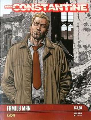 Constantine n. 8 by Brian Azzarello, Jamie Delano