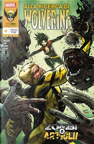 Wolverine n. 373 by Jim Zub