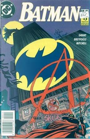 Batman Vol.II, #45 by Alan Grant