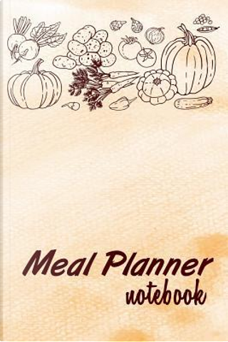 Meal Planner Notebook by Dartan Creations