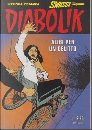 Diabolik Swiisss n. 319 by Angela Giussani, Luciana Giussani