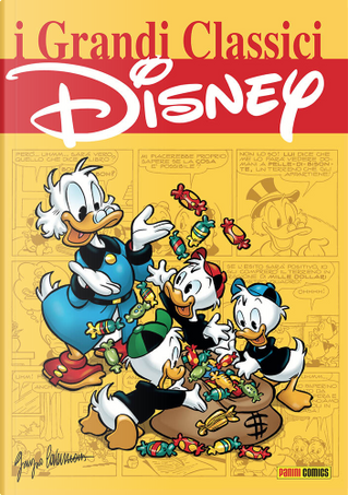 I Grandi Classici Disney (2a serie) n. 44 by Bill Walsh, Bob Foster, Carl Barks, Carl Fallberg, Guido Martina, Guido Scala, Jim Kenner, Osvaldo Pavese, Romano Scarpa, Vic Lockman