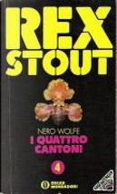 I quattro cantoni by Rex Stout