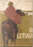 La lettura, anno X, n. 10, ottobre 1910