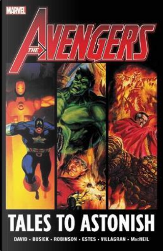 Avengers by James robinson