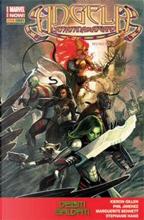 Angela - L'assassina di Asgard #3 by Kieron Gillen, Marguerite Bennett