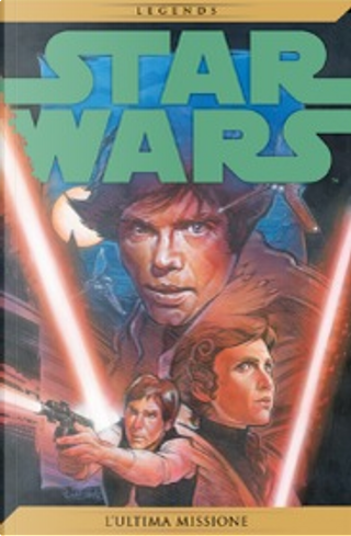 Star Wars Legends #19 by Mike Baron