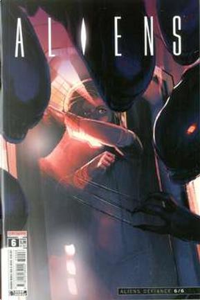 Aliens #6 by Brian Wood