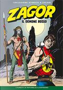 Zagor collezione storica a colori n. 115 by Francesco Gamba, Franco Donatelli, Gallieno Ferri, Guido Nolitta, Marcello Toninelli